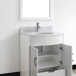 Narrow Bathroom Sink Vanity