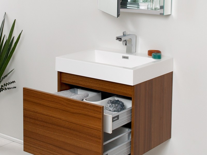Narrow Bathroom Vanity Cabinets