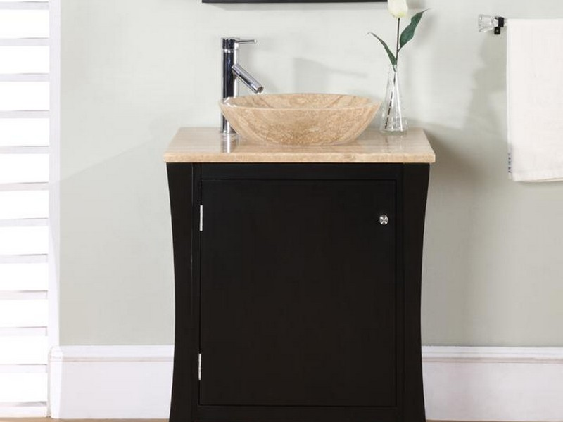 Narrow Bathroom Vanity Ideas