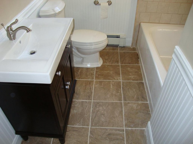 Narrow Depth Bathroom Vanities And Sinks