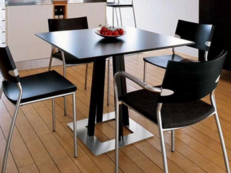 Narrow Kitchen Table