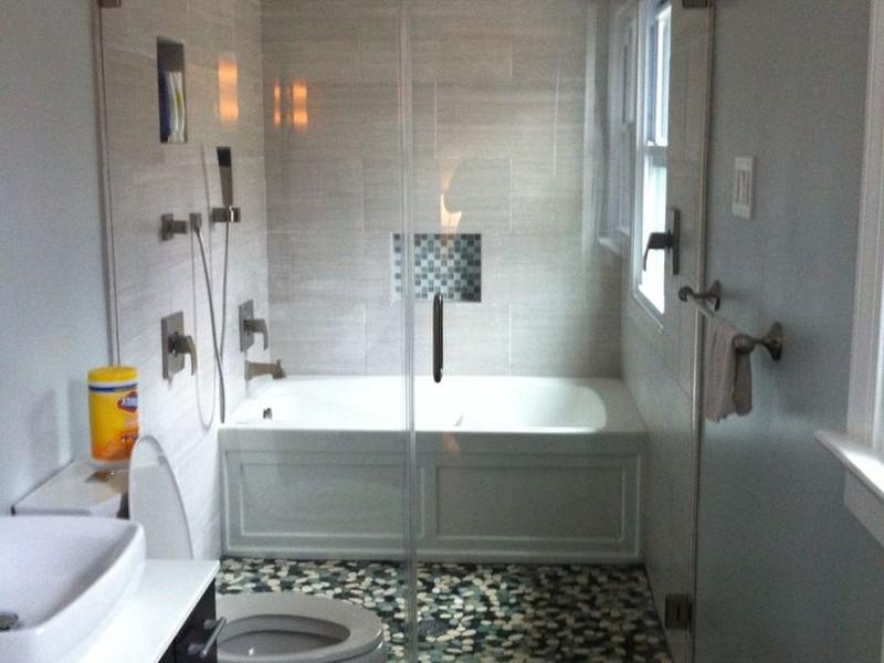 Narrow Sink For Small Bathroom
