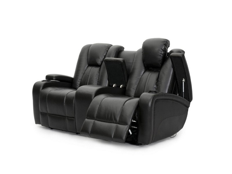 Natuzzi Power Reclining Sofa