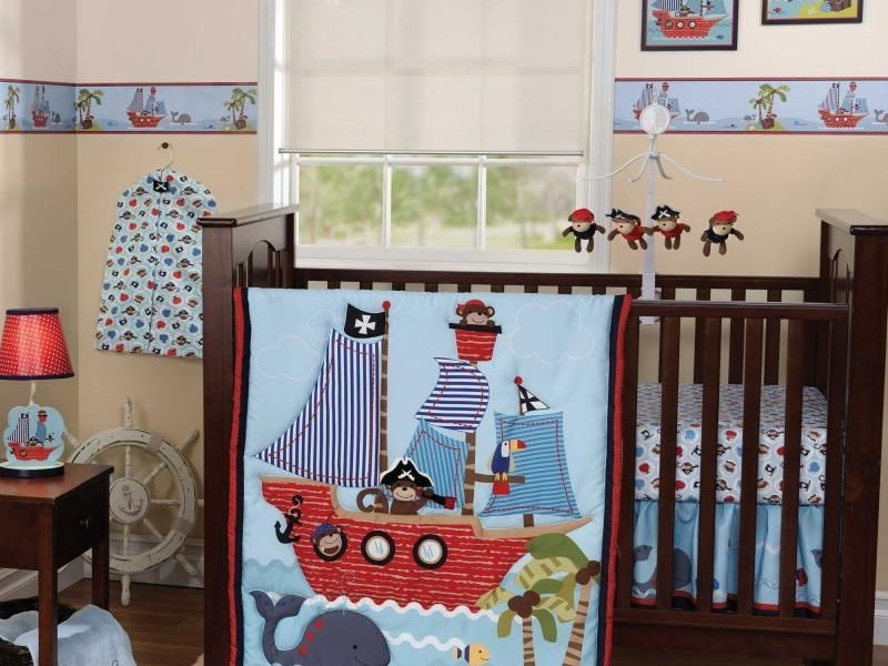 Nautical Baby Bedding Sets