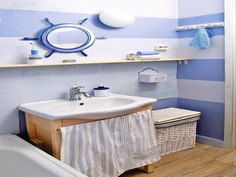 Nautical Bathroom Accessories Sets