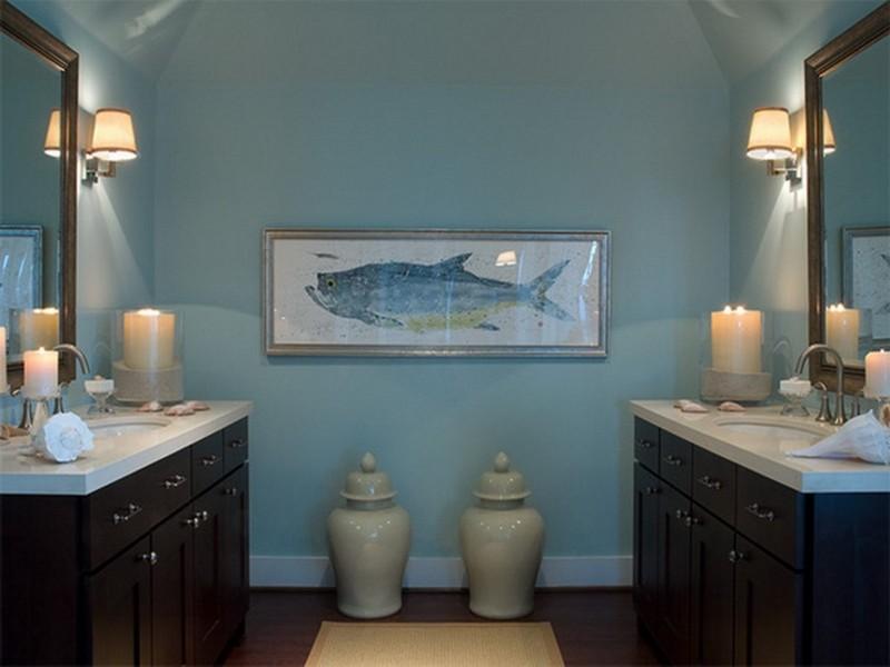 Nautical Bathroom Decorating Ideas