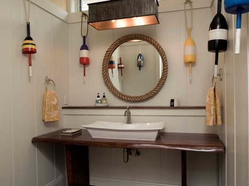 Nautical Bathrooms Ideas