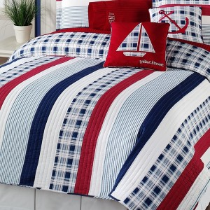 Nautical Bed Sheets
