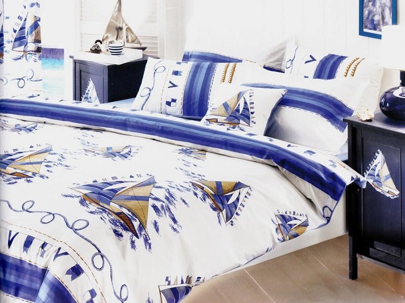 Nautical Boy Bedding Sets