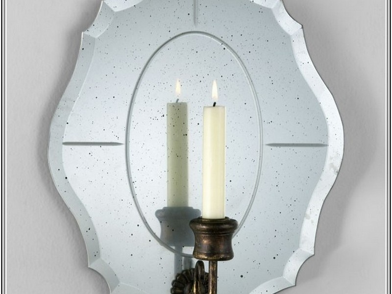 Nautical Candle Wall Sconces