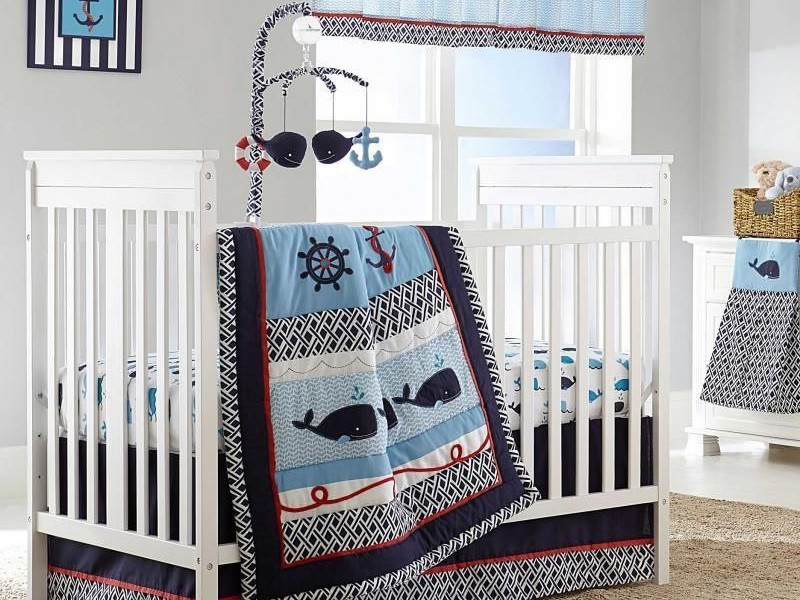 Nautical Crib Bedding Sets
