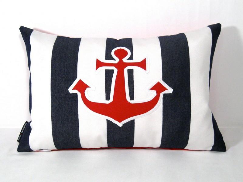 Nautical Outdoor Pillows
