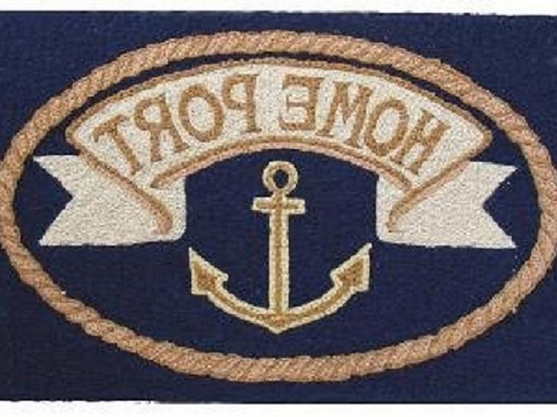 Nautical Outdoor Rugs