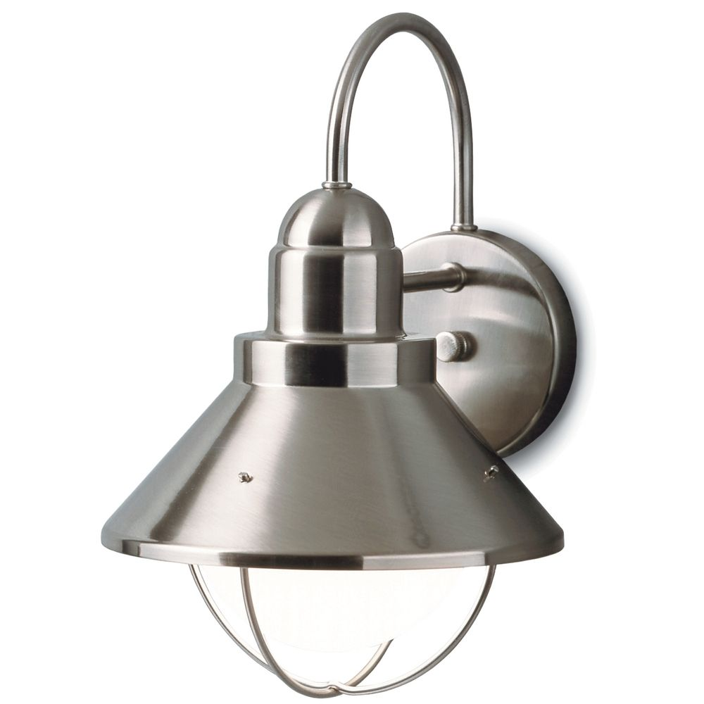 Nautical Outdoor Wall Sconce