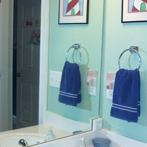 Nautical Style Bathrooms