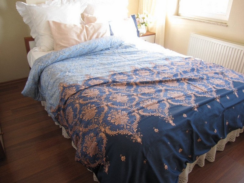 Navy Blue Duvet Cover Queen