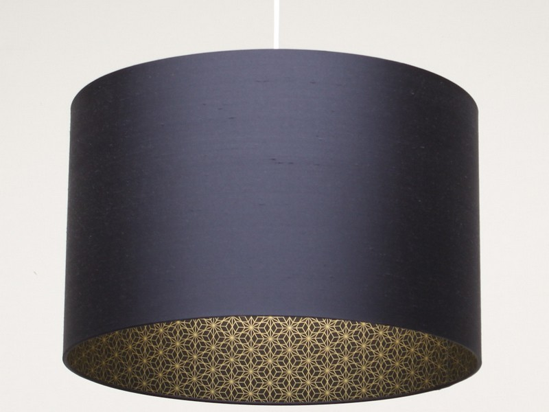 Navy Blue Lamp Shade Uk