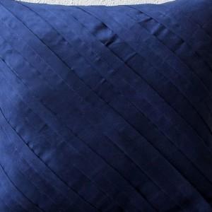 Navy Blue Pillow Shams