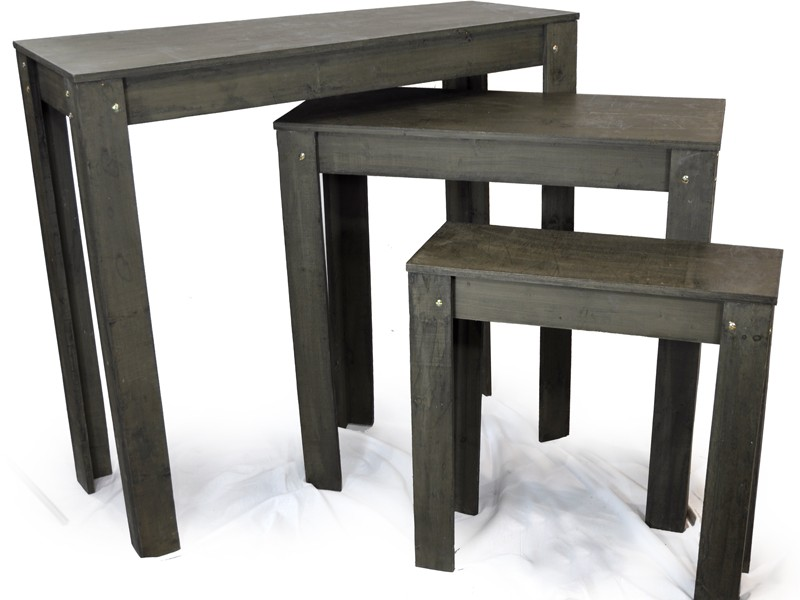 Nesting Tables For Retail Display