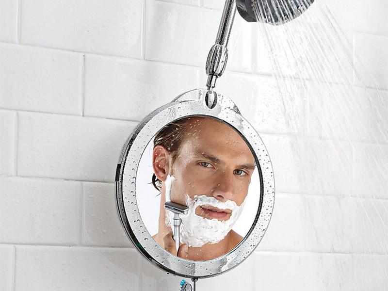 No Fog Shower Mirror