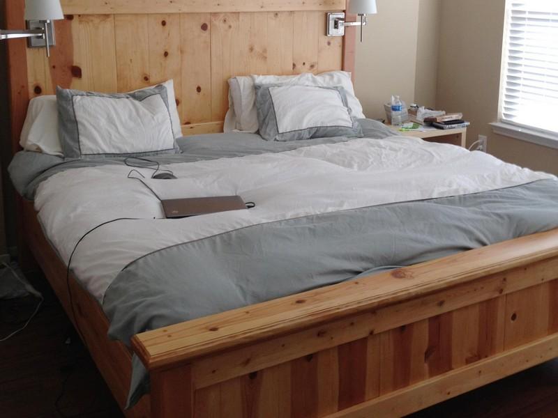 Nomad Platform Bed Frame