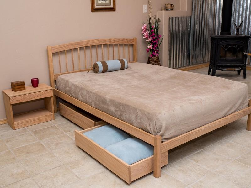 Nomad Platform Bed Full