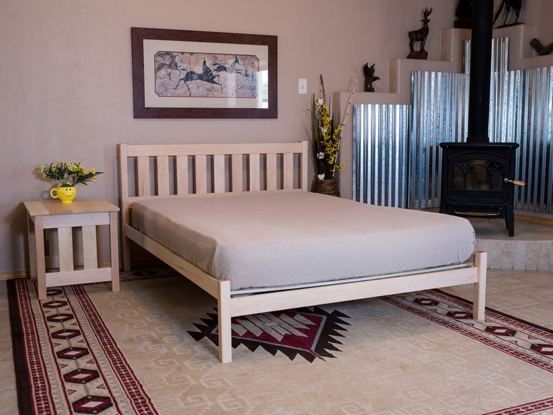 Nomad Platform Bed