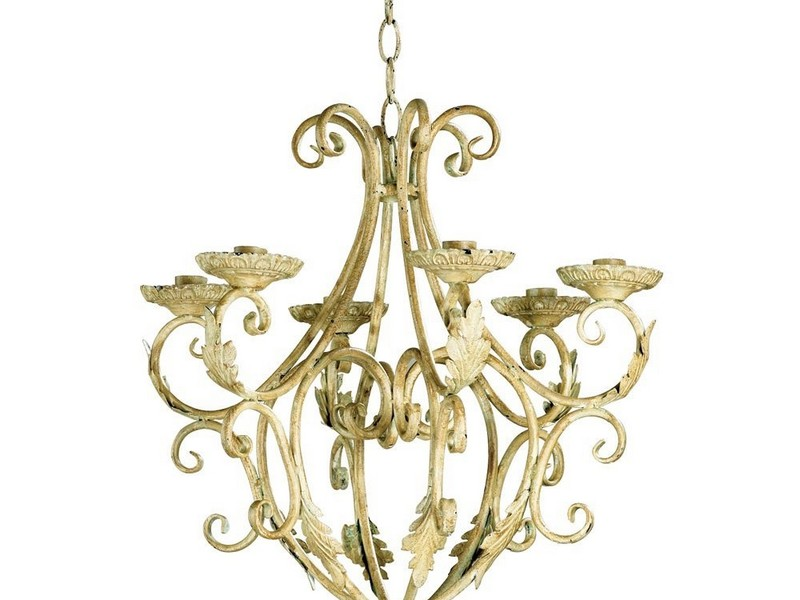 Non Electric Candle Chandelier Lighting
