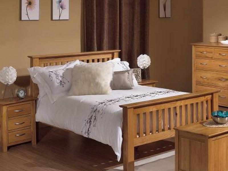 Oak Bedroom Furniture Sets