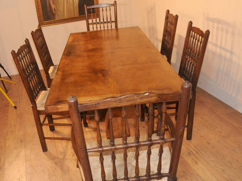 Oak Kitchen Table Sets