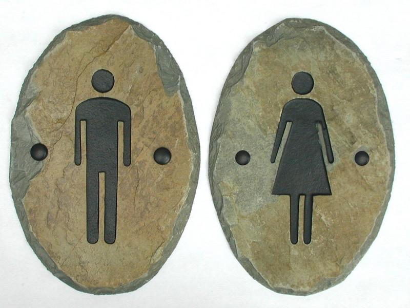 Occupied Sign For Bathroom Door