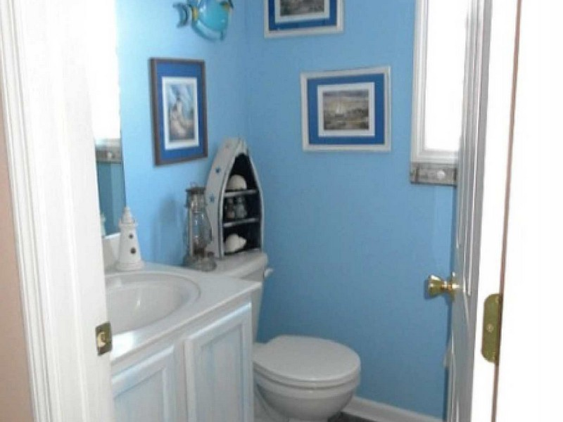 Ocean Themed Bathroom Accessories