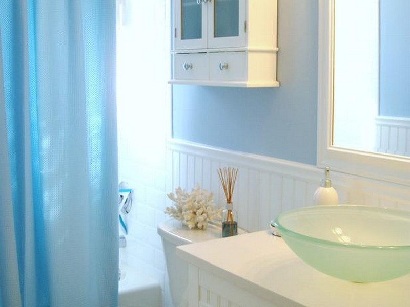 Ocean Themed Bathroom For Kids