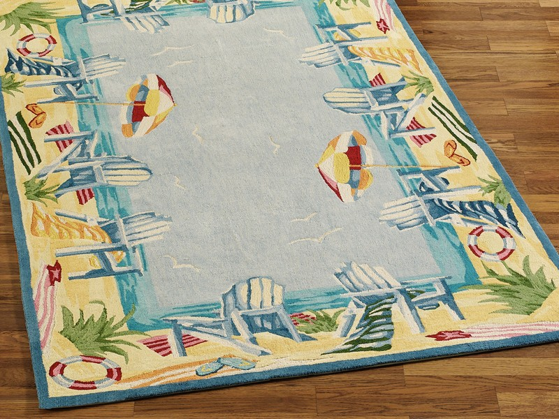 Ocean Themed Rugs
