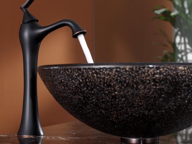 Oil Rubbed Bronze Bathroom Faucets Canada