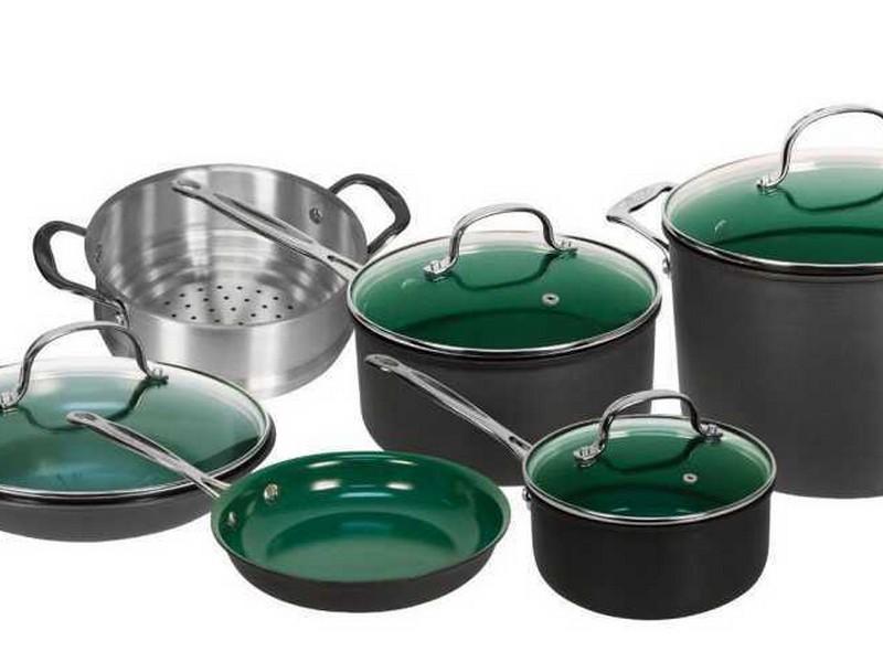 Organic Green Cookware