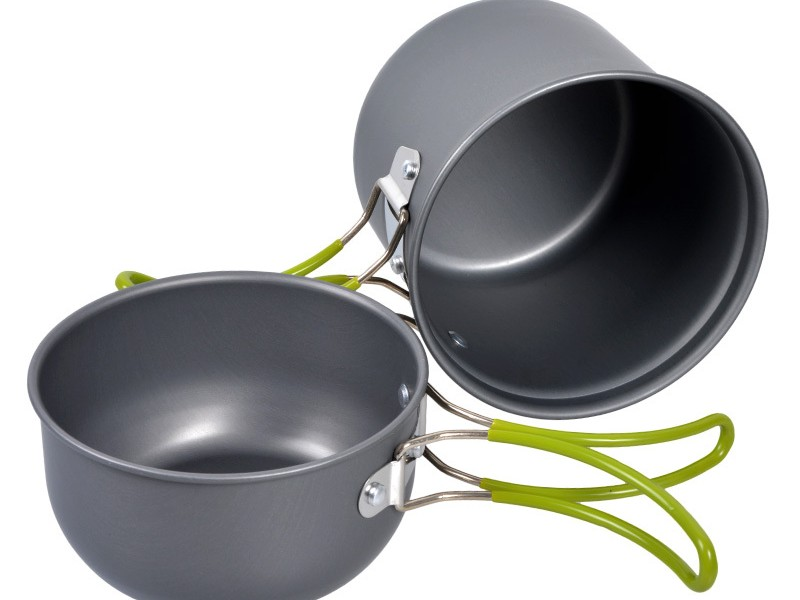 Organic Green Pots And Pans