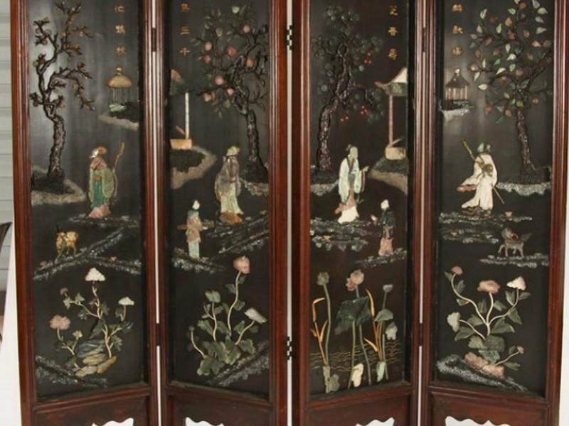 Oriental Room Dividers