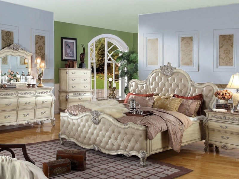 Ornate Bedroom Furniture