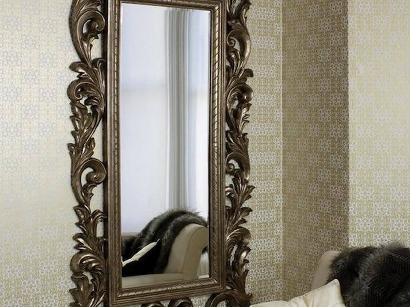 Ornate Floor Length Mirrors