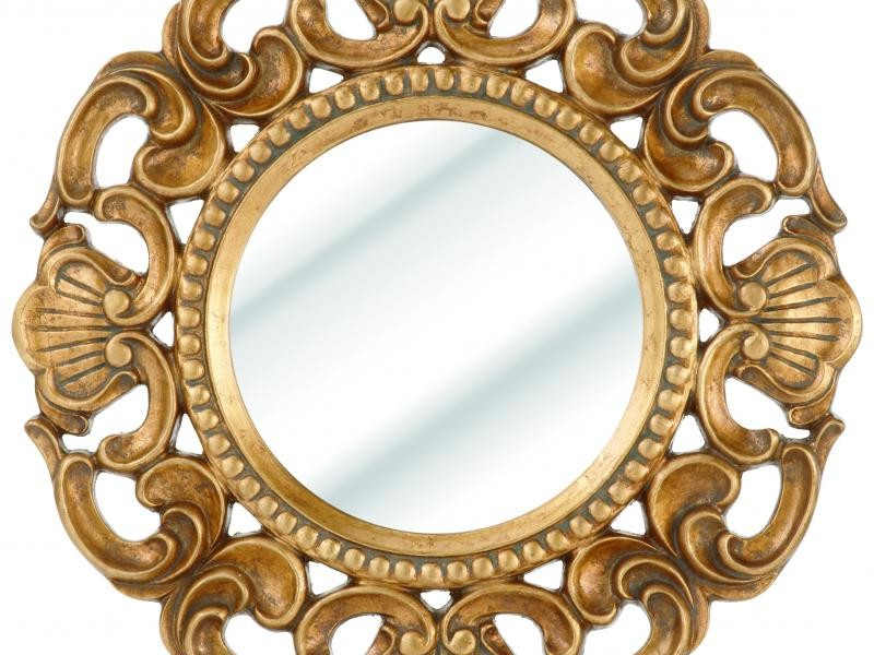 Ornate Wall Mirrors