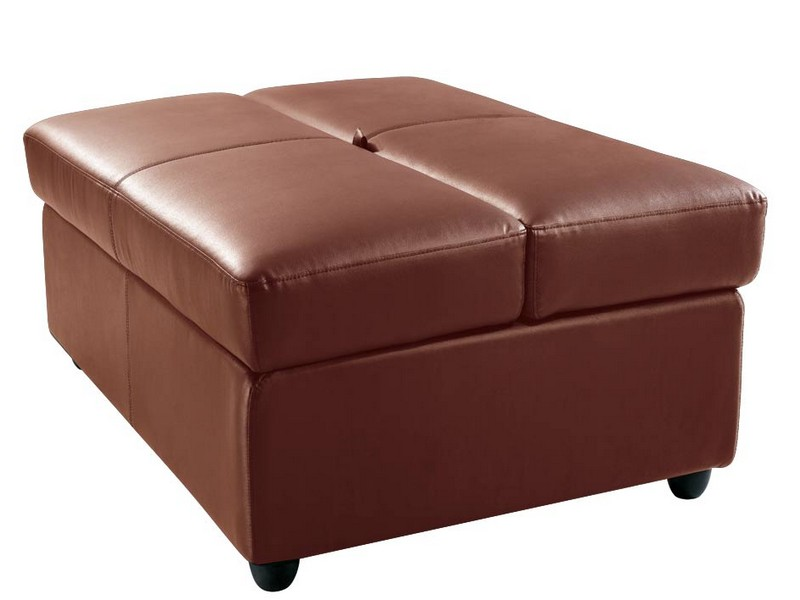 Ottoman Pull Out Twin Bed