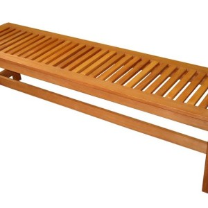 Outdoor Backless Benches