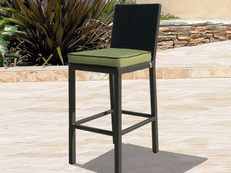 Outdoor Bar Stools Wicker