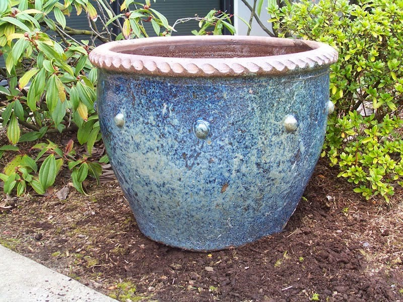Outdoor Ceramic Planters