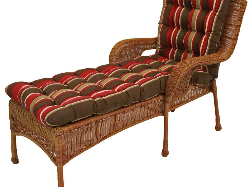 Outdoor Chaise Cushion