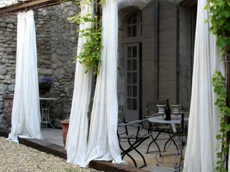 Outdoor Curtain Fabric