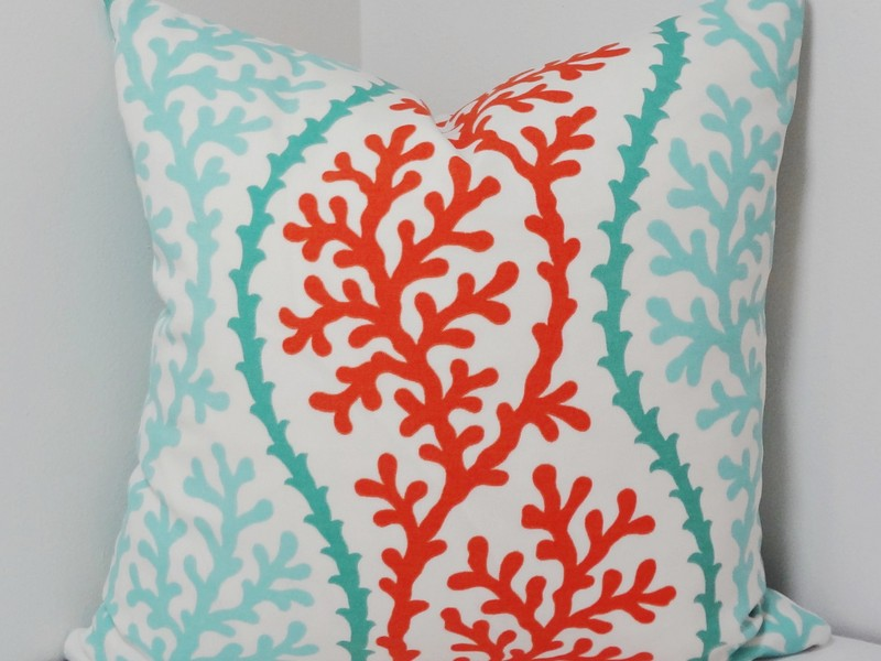 Outdoor Pillows Etsy