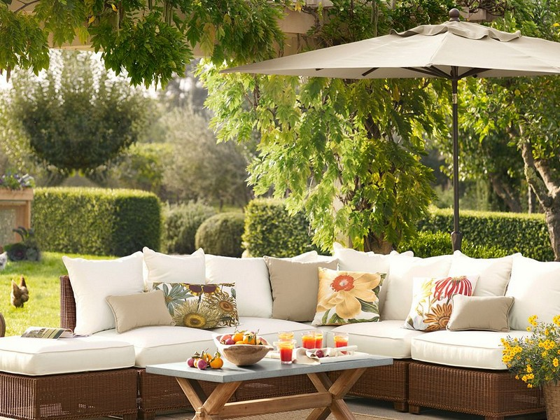 Outdoor Pillows Target