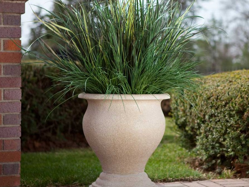Outdoor Planters And Urns